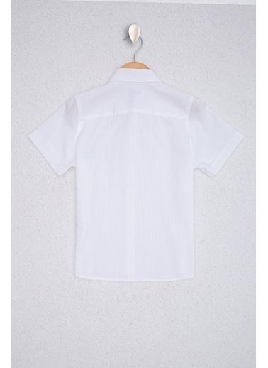 U.S. Polo Assn. U.S. Polo Assn. Beyaz Erkek Çocuk Gömlek Beyaz